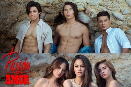 Pasion De Amor - Cast
