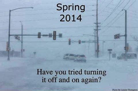 Spring isn't working...