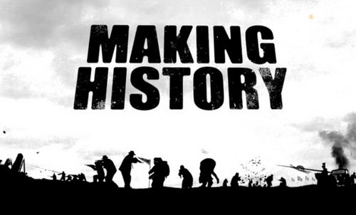 Twórcy historii / Making History (2010) PL.TVRip.XviD / Lektor PL