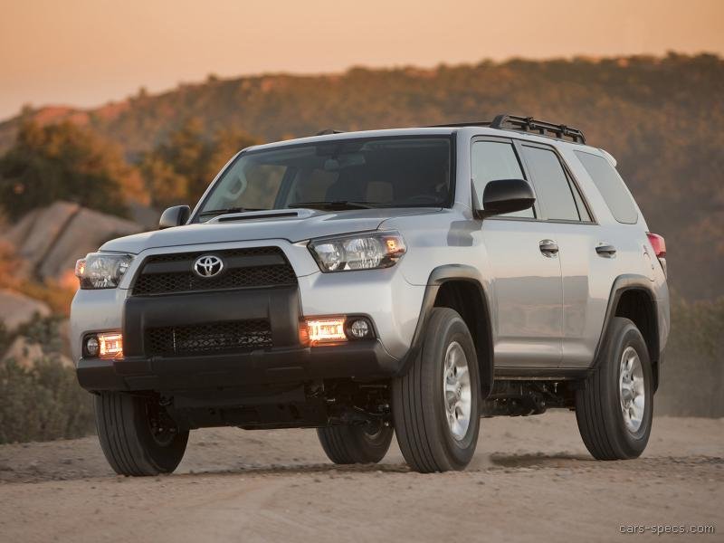 2012 toyota 4runner suv specifications pictures prices. Black Bedroom Furniture Sets. Home Design Ideas