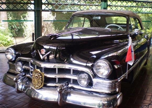 Cadillac antico del Governatore - Belém do Parà