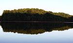 Reflections, Lake Needwood, Rock Creek Park, Rockville, Maryland.
