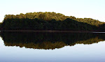 Reflections, Lake Needwood, Rock Creek Park, Rockville, Maryland.