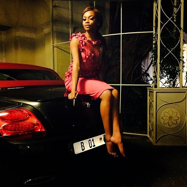 Bonang Matheba Confirms To Host Moment With Mo