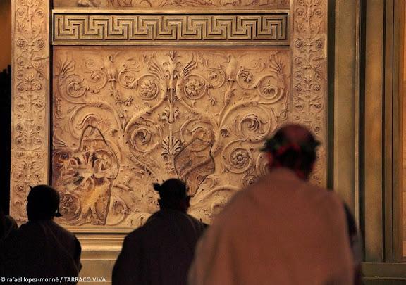 August, el poder de la màscara. Recreació històrica. Projecte Phoenix. TARRACO VIVA, el festival romà de Tarragona. XVIa ed. Tarragona, Tarragonès, Tarragona