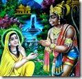 [Hanuman and Sita]