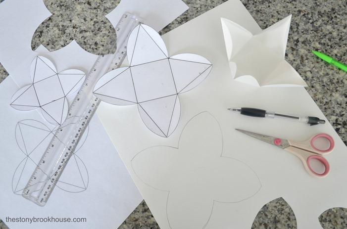 Triangle Box Pattern