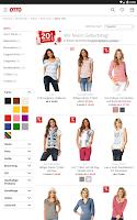 Screenshot of OTTO - Mode & Fashion-Shopping