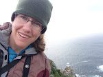 Robin and Cape Point. I've now been to Stewart Island, Tierra del Fuego, and Cape Point!