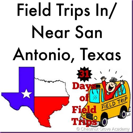 Texas Field Trips