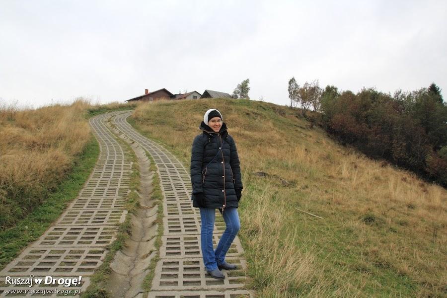 Koniaków Góra Ochodzita jesienią