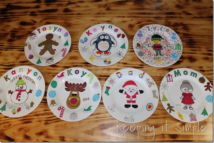 DIY-Personalized-Christmas-Dinner-Plates (15)