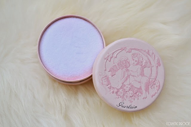 Guerlain Limited Edition Meteorites Perles de Blush Review Swatch