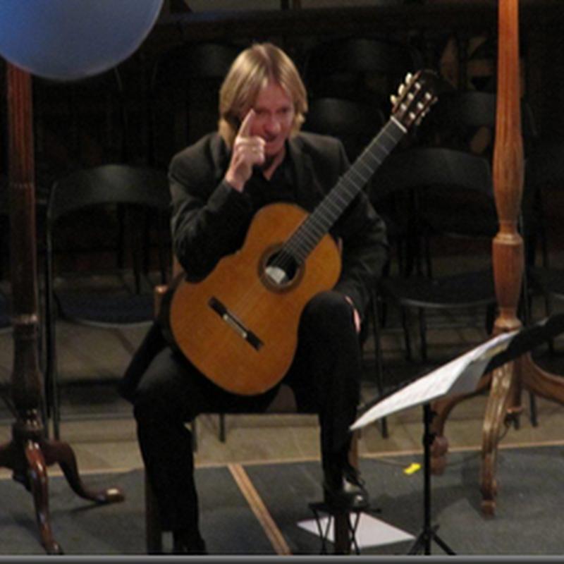 Mejorar el sonido en la guitarra clásica