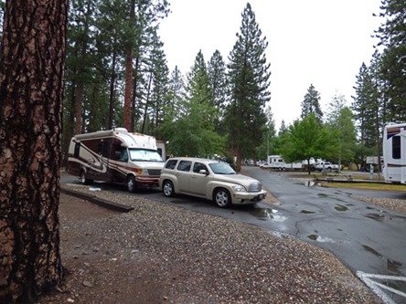 Pioneer RV Park, Quincy California