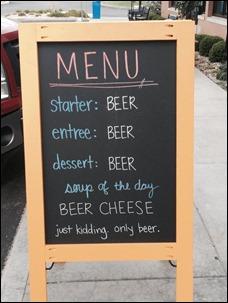BeerMenuBoard