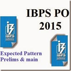 IBPS PO Preliminary & Main Exam Pattern