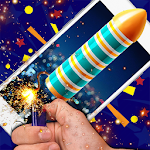 Best Fireworks Simulator 2018 Christmas Bang Icon