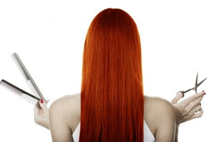 Argan oil hair color