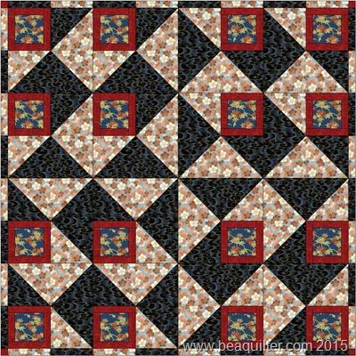 berry squares 50 x 50