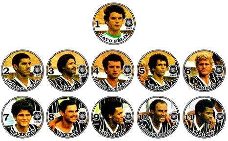 110 - Rio Branco 1982 - Campeão Capixaba