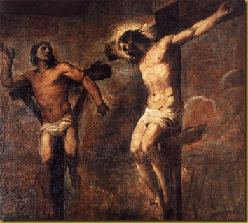 JESUS Y EL BUEN LADRÓN