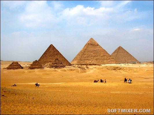 Для чего строились пирамиды?