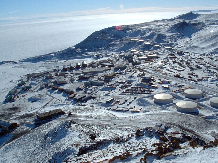 Estação McMurdo