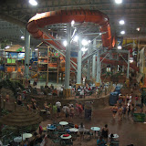 The water park at Kalahari in OH 02192012c
