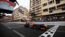 Mark Webber wins 2012 Monaco F1 GP with his Red Bull RB8 Renault