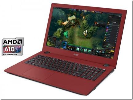 Acer Aspire E5-552G AMD FX-8800P