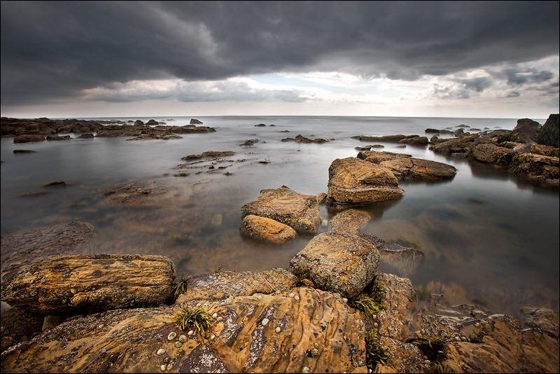 Seascape; Long Exposure