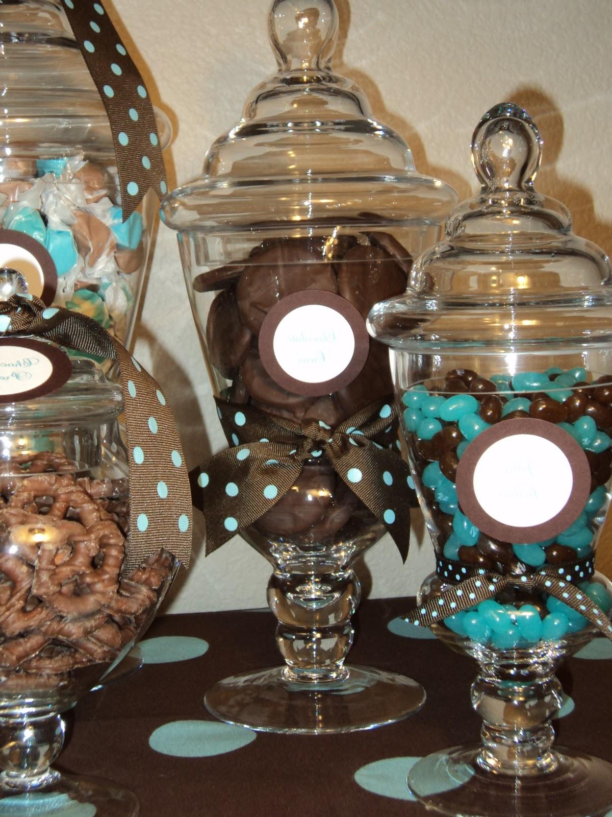 candyland themed candy buffet
