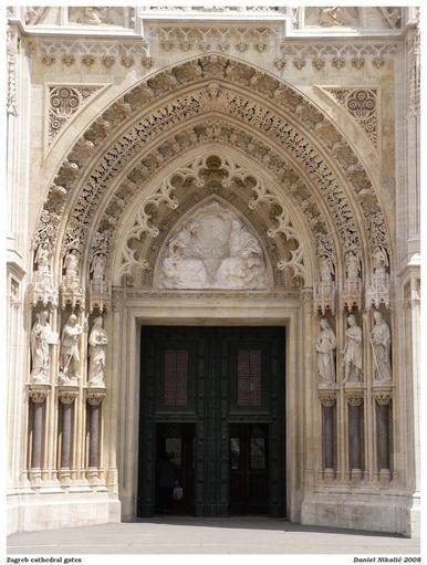 Zagreb Cathedral, Croacia