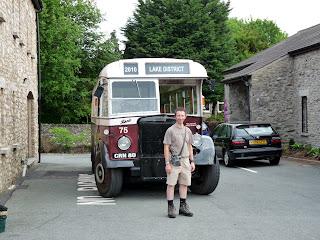 Peter Burgess & the Leyland Tiger
