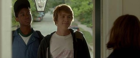 Ry Cyler and Thomas Mann  - ME AND EARL AND THE DYING GIRL