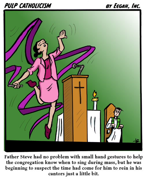 Pulp Catholicism 137
