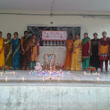 Diwali Celebrations @ Santosh Nagar Boys Branch