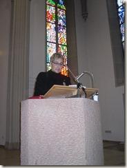 Rede in der Kirche Homburg 004