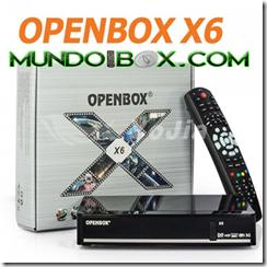 OPENBOX X6