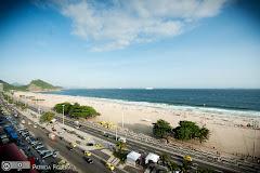 Foto 0147. Marcadores: 11/12/2010, Casamento Ana Carolina e Thomas, Diversos, Paisagem, Praia de Copacabana, Rio de Janeiro