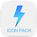 Miui 9 icon pack - Lighting flash Pro Icon