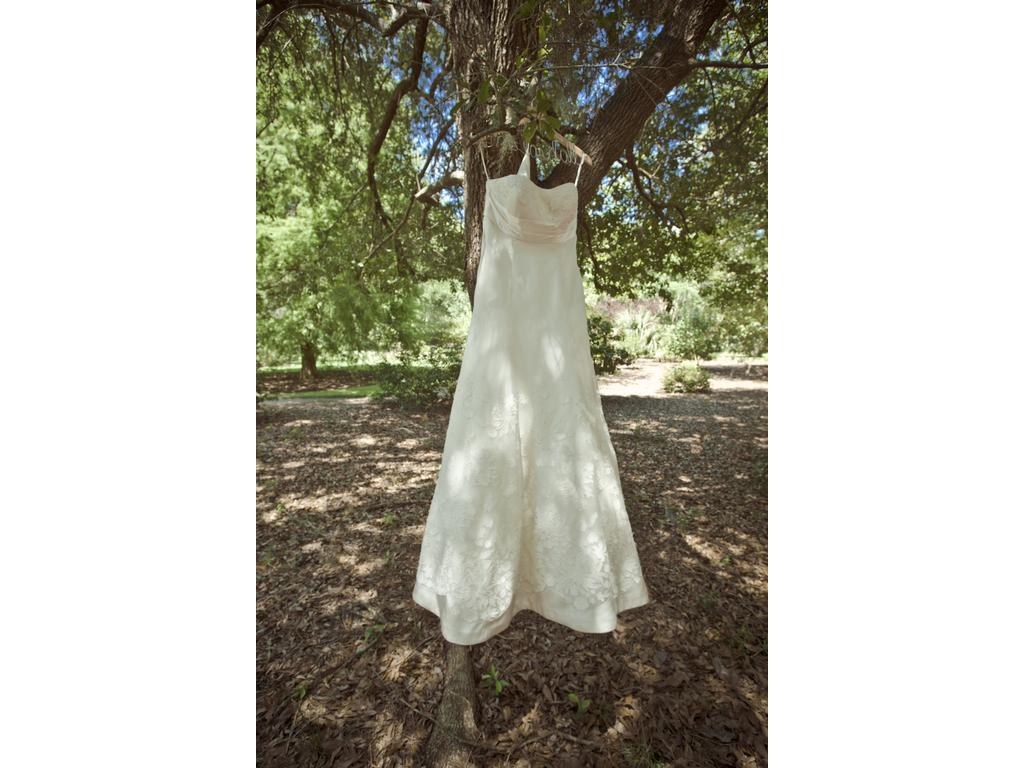 Used Melissa Sweet Second hand Wedding Dress  2100 USD Save 60  Size 6
