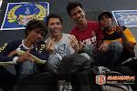 Pro Flatlanders ( Left to Right : Botay, Matsumas (Malaysia), Ayat (Malaysia), Chipaw )