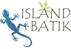 island batik logo