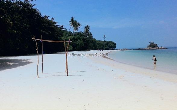 13 Aktiviti Best di Pulau Kapas, Terengganu