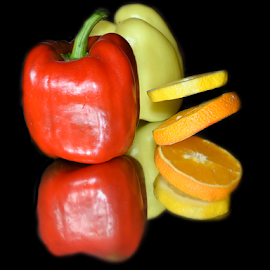 peppers with citrus by LADOCKi Elvira - Food & Drink Fruits & Vegetables (  )