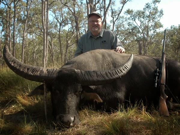 Water Buffalo Hunting Safaris