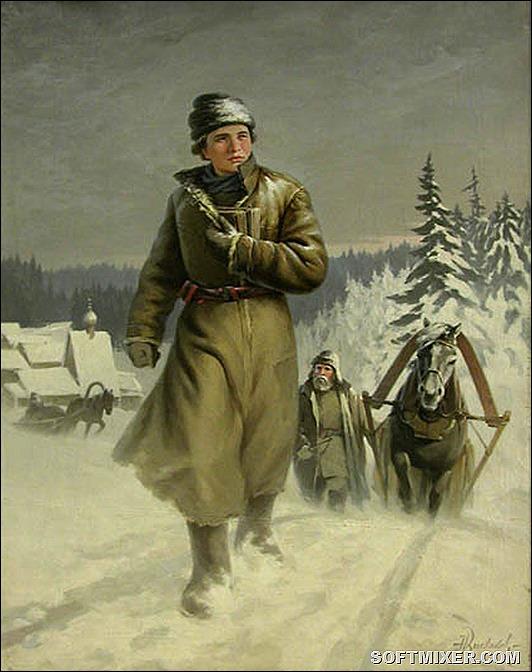 0006-006-V-dekabre-1730-g_-Lomonosov-ushel-uchitsja-v-Moskvu