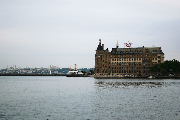 стамбул морской вокзал